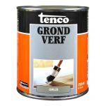 Tenco grondverf grijs - 750 ml.
