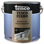 Tenco ferro roestwerende ijzerverf grijs (405) - 2,5 liter