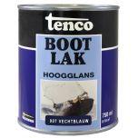 Tenco bootlak vechtblauw 907 - 750 ml.