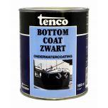 Tenco bottomcoat zwart - 1 liter