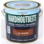 Hermadix hardhoutbeits mahonie - 2,5 liter