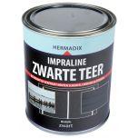 Hermadix impraline zwarte teer - 750 ml.