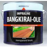 Hermadix bangkirai olie naturel - 2,5 liter