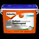 Alabastine rolbare voorstrijk zuiging & hechting - 5 liter