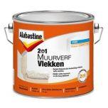 Alabastine muurverf 2in1 vlekken - 2,5 liter
