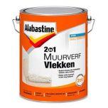Alabastine muurverf 2in1 vlekken - 5 liter
