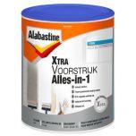 Alabastine xtra voorstrijk alles-in-1 - 1 liter