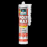 Bison polymax crystal express transparant - 300 gram