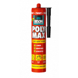 Bison polymax express - zwart