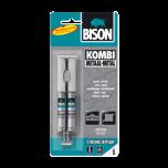 Bison tweecomponentenlijm - kombi metaal