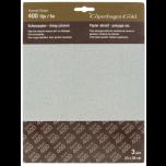 Copenhagen Gold schuurpapier droog waterproof - fijn 28 x 23 cm (3 stuks)