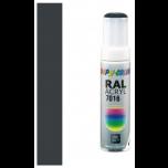 Dupli-Color acryl lakstift RAL 7016 - 12 ml.