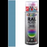 Dupli-Color acryllak hoogglans RAL 5024 pastel blauw - 400 ml
