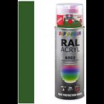 Dupli-Color acryllak hoogglans RAL 6002 blad groen - 400 ml