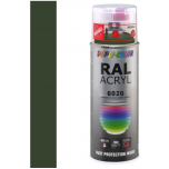 Dupli-Color acryllak hoogglans RAL 6020 chromaat groen - 400 ml