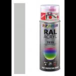 Dupli-Color acryllak mat RAL 7035 licht grijs - 400 ml