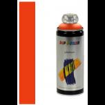 Dupli-Color platinum zijdeglans lak RAL 2009 verkeersoranje - 400 ml.