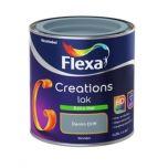 Flexa creations lak extra mat denim drift - 250 ml.
