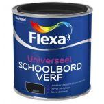 Flexa schoolbordenverf zwart - 250 ml.