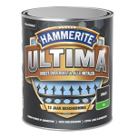 Hammerite Ultima metaallak mat zwart - 750 ml