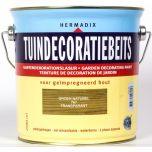 Hermadix tuindecoratiebeits groen naturel - 2,5 liter