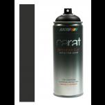 Motip Carat lak traffic black mat - 400 ml.