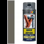Motip industrial acryllak hoogglans RAL 7039 kwarts grijs - 400 ml