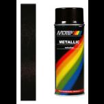 Motip metallic lak bruin 04048 - 400 ml.
