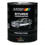 Motip bitumen undercoating kwastblik (000016) - 1,3 kg.