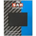 SAM professional schuurpapier waterproof grof - 5 stuks
