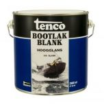 Tenco bootlak blank 910 - 2,5 liter