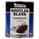 Tenco bootlak blank 910 - 1 liter