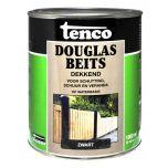 Tenco douglas beits waterbasis dekkend zwart - 1 liter