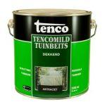 Tenco tencomild tuinbeits dekkend antraciet - 2,5 liter