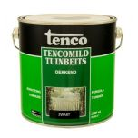 Tenco tencomild tuinbeits dekkend zwart - 2,5 liter