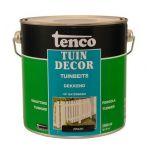 Tenco tuindecor / douglas beits dekkend zwart - 2,5 liter