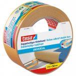 Tesa universal dubbelzijdige tapijttape - 25 m x 50 mm.