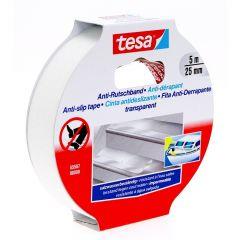 Tesa anti-slip tape transparant - 5 m x 25 mm