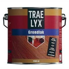 Trae-Lyx grondlak - 750 mL