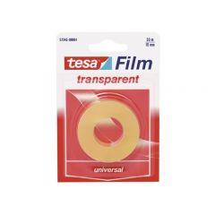 Tesa plakband transparant - 33 m x 15 mm