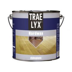 Trae-Lyx hardwax parketolie blank zijdeglans - 2,5 liter