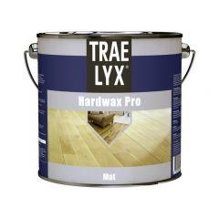 Trae-Lyx hardwax pro parketolie blank mat - 2,5 liter