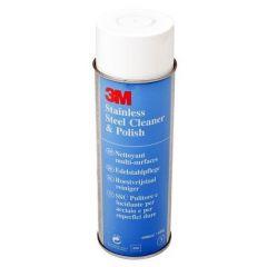 3M roestvaststaal reiniger - 600 ml.