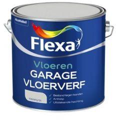 Flexa garagevloerverf kiezelgrijs - 2.5 liter