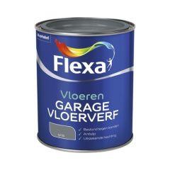 Flexa garagevloerverf grijs - 750 ml.
