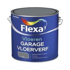 Flexa garagevloerverf grijs - 2.5 liter