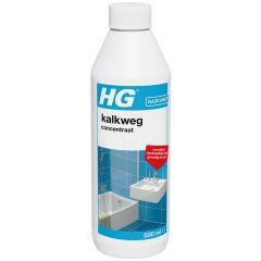 HG professionele kalkaanslag verwijderaar (hagesan blauw) - 500 ml.