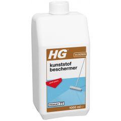 HG kunststof vloeren beschermfilm met glans (glanscoating)