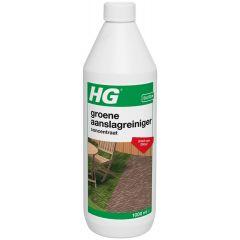 HG groene aanslagreiniger concentraat - 1 liter