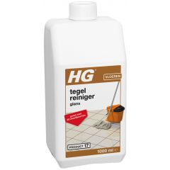 HG tegelreiniger glansherstellend - 1 liter